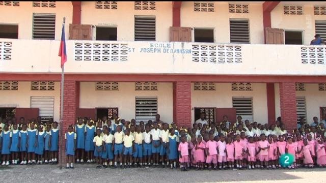 Pueblo de Dios - Haití: mujeres de rompe y rasga - Ver ahora