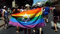 Ir al Video&nbsp;Multitudinario desfile del Orgullo Gay en Israel