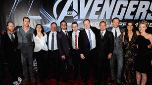 Ver vídeo  'Multitudinario estreno en Los Ángeles de 'Los Vengadores''