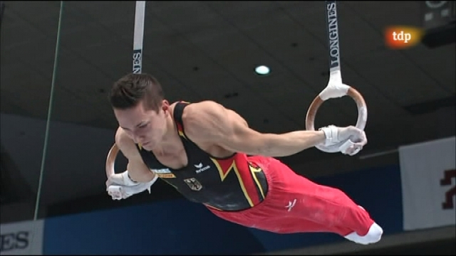 Gimnasia artística - Campeonato del mundo. Equipos masculino
