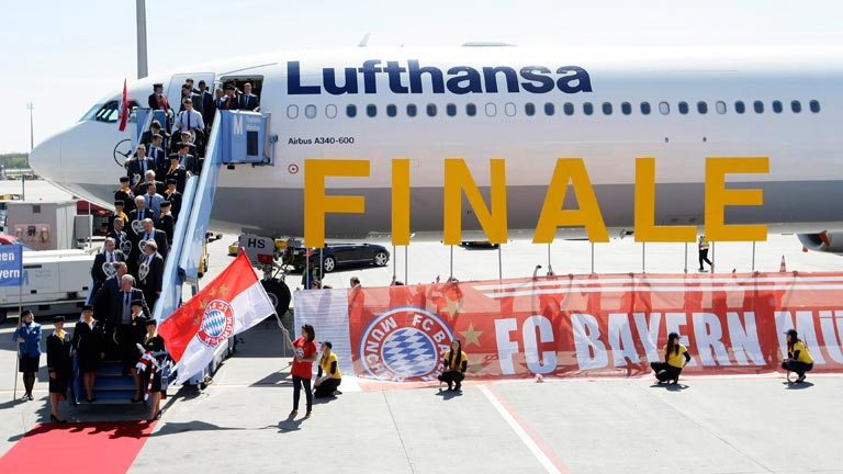 Múnich celebra la final en Múnich