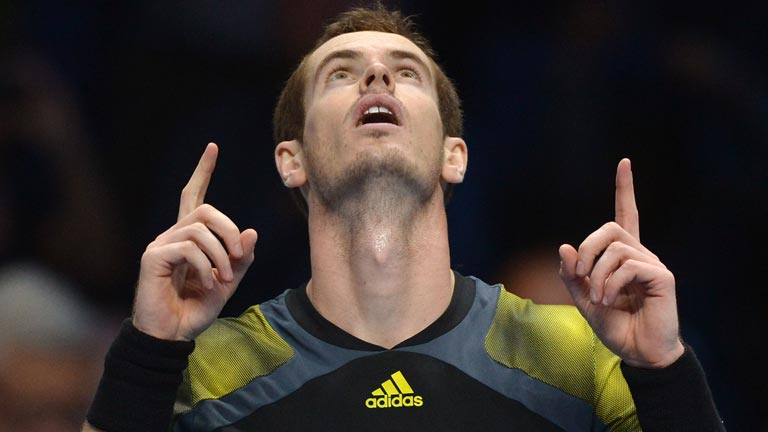 Murray comienza la Copa Masters ganando a Berdych