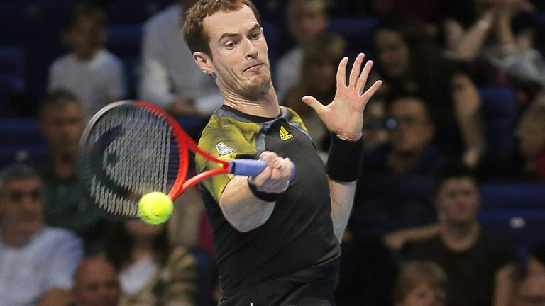 Murray no da opci&oacute;n a Tsonga