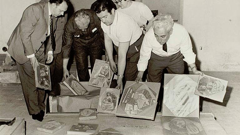 El Museo Picasso de Barcelona cumple 50 años de puertas abiertas