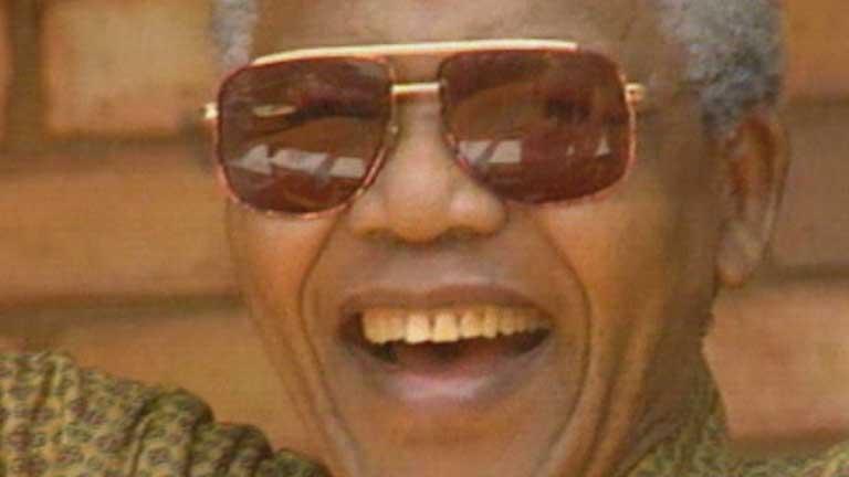 La música, una de las pasiones de Mandela, contribuyó en todos sus logros