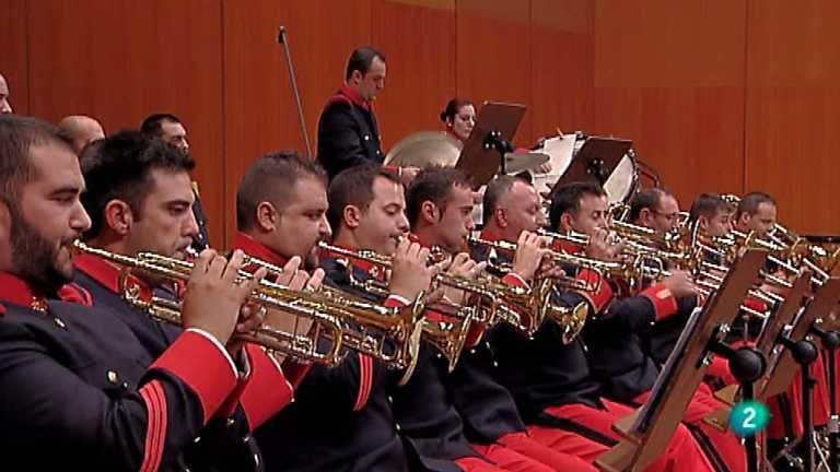 Los conciertos de La 2 - Concierto conmemorativo de música militar
