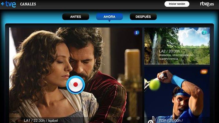 Nace '+TVE', una aplicación para compartir y comentar las emisiones en tiempo real