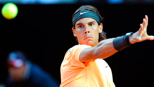 Nadal arrasa a Mayer