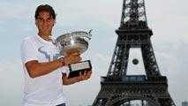 Video: Nadal aumenta su leyenda en Roland Garros