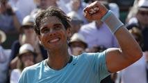 Video: Nadal, entre los cuatro españoles que llegan a octavos de Roland Garros