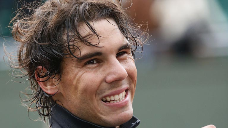 Nadal, Ferrer y Almagro en cuartos de final de Roland Garros