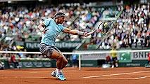 Video: Nadal, Ferrer y García López, a tercera ronda, en la que hay cuatro españolas