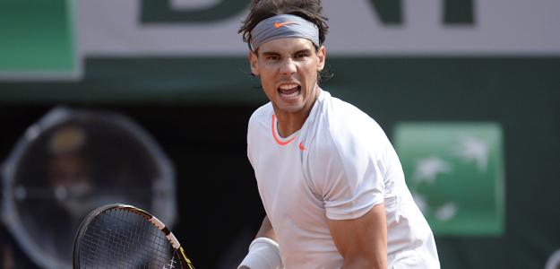 Nadal gana a Nishikori en Roland Garros