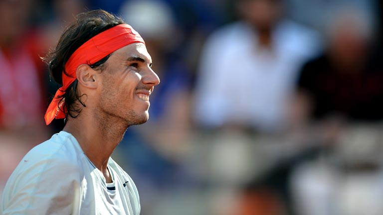 Nadal prolonga la maldici&oacute;n de Federer en Roma