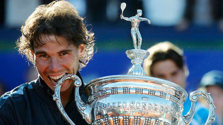 Nadal se corona por s&eacute;ptima vez en el God&oacute;