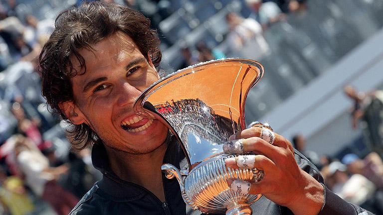 Nadal se impone a Djokovic en Roma y reconquista el número dos del mundo