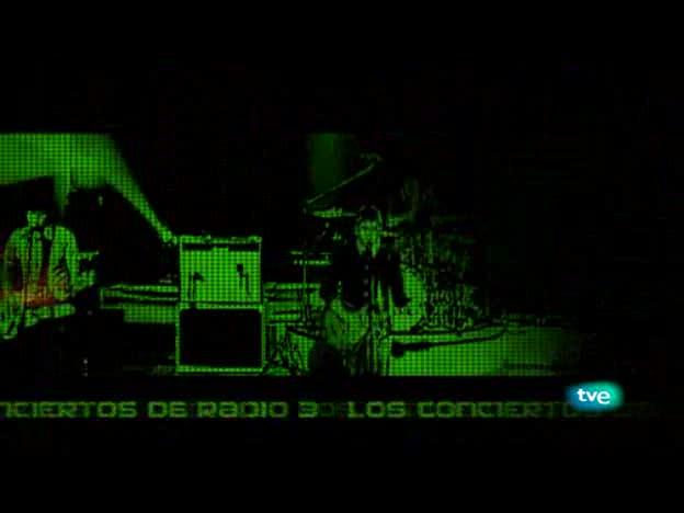Los conciertos de Radio 3 - Najwa