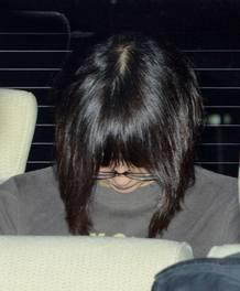 Naoko Kikuchi, antigua miembro de la secta seudorreligiosa la Verdad Suprema responsable del atentado con gas sarín en 1995 en el metro de Tokio