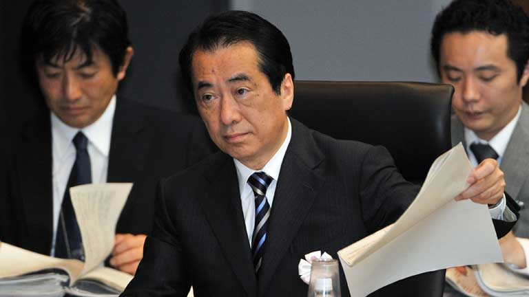 Naoto Kan, ex primer ministro de Jap&oacute;n, ha pedido perd&oacute;n por la gesti&oacute;n del accidente de Fukushima