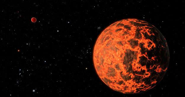 """La NASA descubre un """"candidato a exoplaneta"""""""