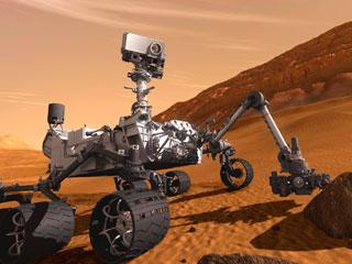 Ver vídeo  'La NASA lanzará un robot a Marte'