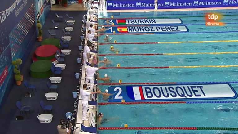 Nataci&oacute;n - Campeonato de Europa. Finales - 22/05/12