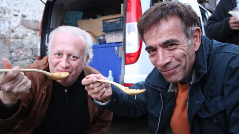 Un país para comérselo - Navarra, la vida secreta de las plantas
