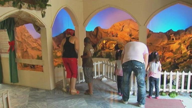 La Navidad occidental se empieza a notar en Cuba
