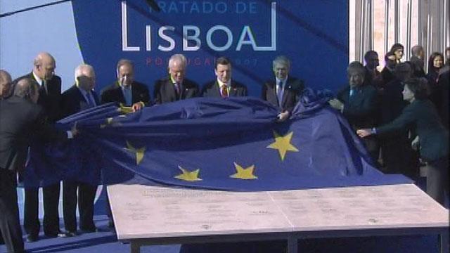 El tratado de Lisboa adolece de falta de agilidad