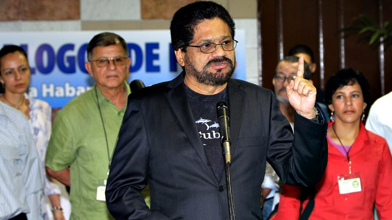 Gobierno colombiano y FARC terminan su primera ronda de diálogo
