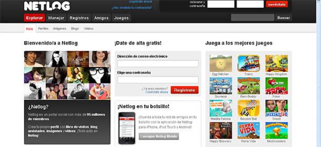 La sociedad belga de derechos de autor, Sabam, denunció a la red social del mismo país, Netlog
