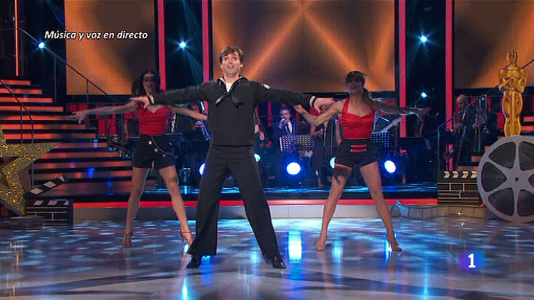 "Mira quién baila - Ángel Corella baila ""New York, New York"""