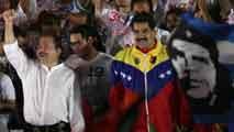 Ir al VideoNicolás Maduro da un golpe de autoridad en el Congreso del partido