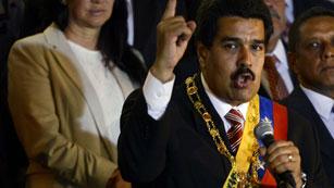 Ver vídeo  'Nicolás Maduro es el nuevo presidente de Venezuela'
