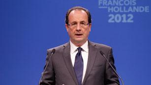 Ver vídeo  'Nicolás Sarkozy y François Hollande continúan con sus actos electorales'