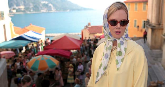 Nicole Kidman es Grace de Mónaco.