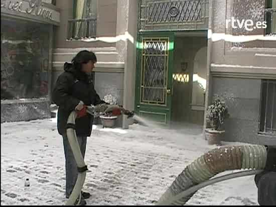 Amar - Nieve y copa
