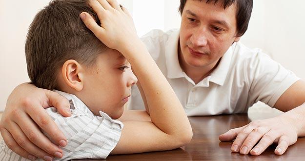 Los niños no deben quedar ausentes en el proceso de duelo, recomiendan los psicólogos.