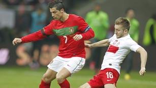 Ver vídeo  'Noche de amistosos con vistas a la Eurocopa'