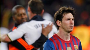Ver vídeo  'La noche negra de Messi'