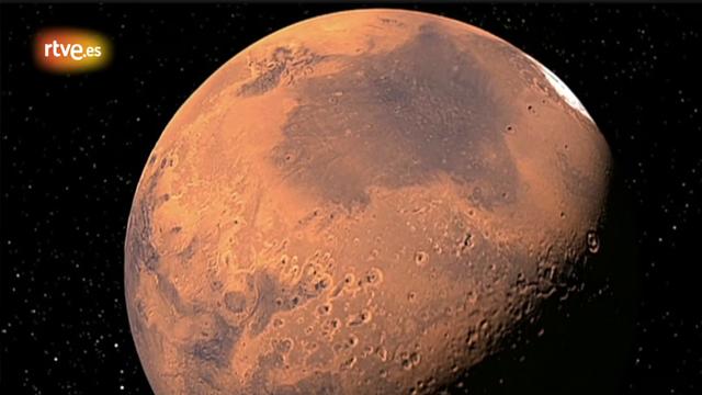 """Ver vídeo  'La Noche Temática. """"¿Hay vida en Marte?. Avance'"""