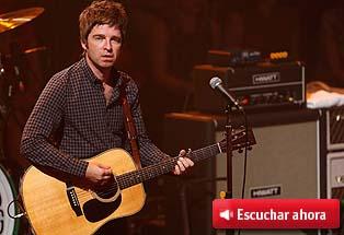Noel Gallagher y el rastro de Oasis en el escenario del iTunes Festival 2012