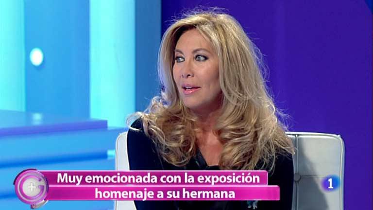 Más Gente - Norma Duval recuerda a su hermana con una exposición