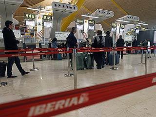 Ver vídeo  'Normalidad en la segunda jornada de huelga de pilotos de Iberia'