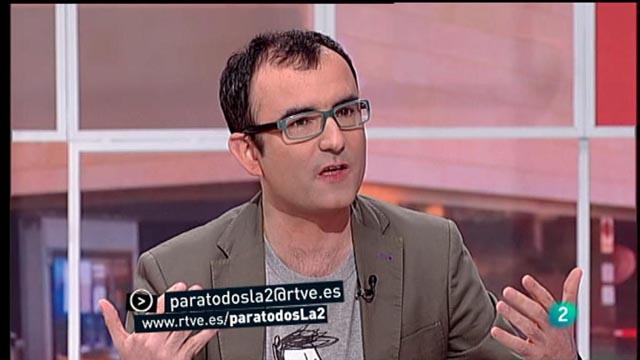 Para todos La 2 - Entrevista: Rafael SantAndreu -  Normas para alcanzar el éxito