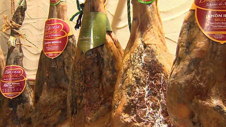 El jamón ibérico estrena norma de calidad