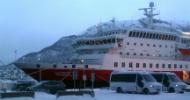 Noruega en Hurtigruten