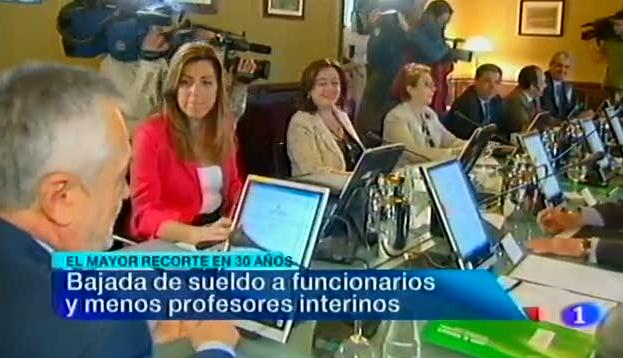 Noticias Andaluc&iacute;a - 15/05/12