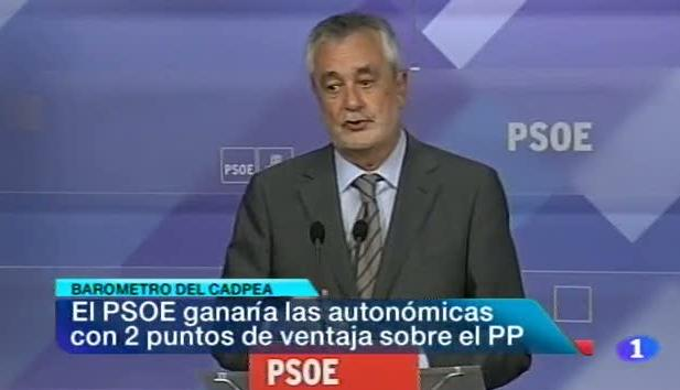 Noticias Andalucía - 18/07/12
