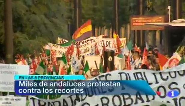 Noticias Andaluc&iacute;a - 20/07/12